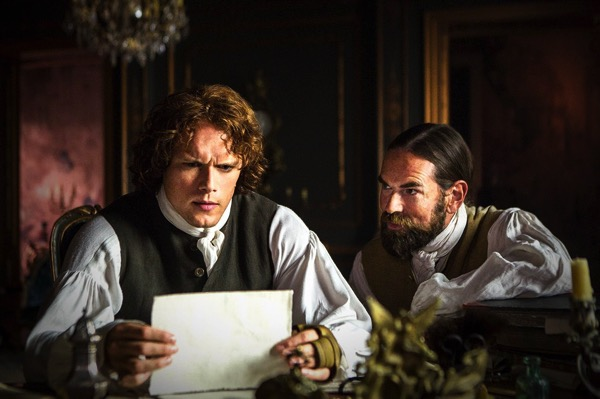 Jamie and Murtagh