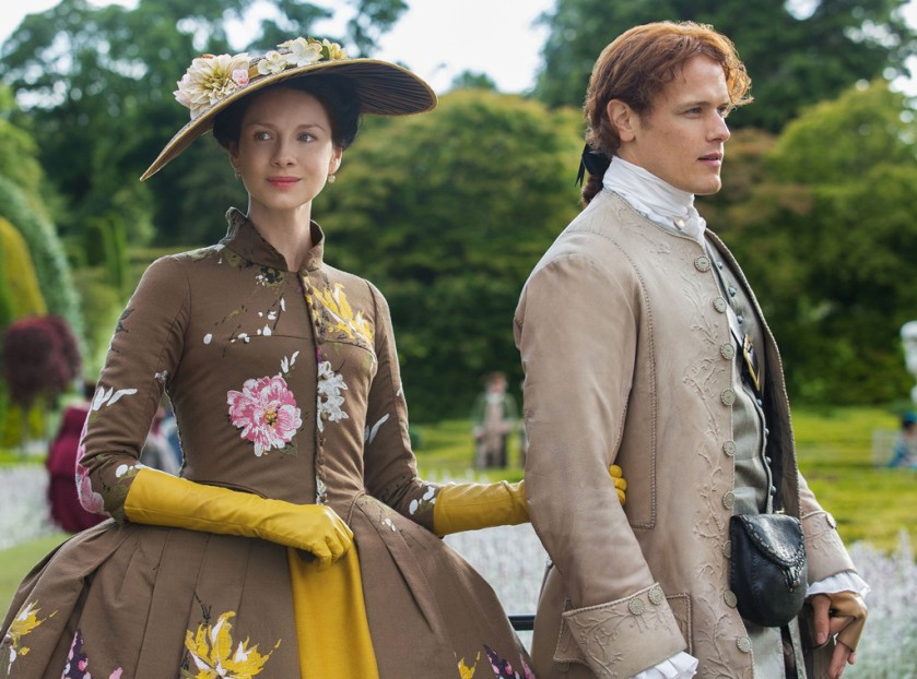 Claire and Jamie 2