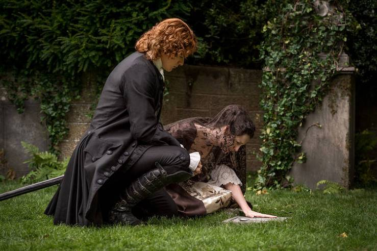 Claire and Jamie 4