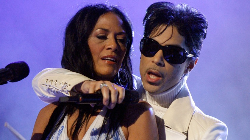 Prince and Sheila 2