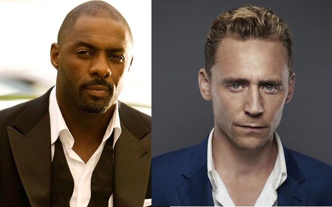 Tom and Idris