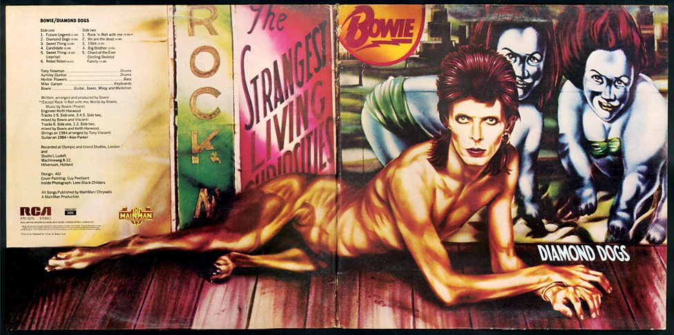 Top 10 David Bowie Album Covers Insights From A Southern