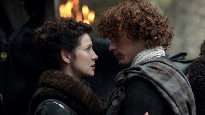 Outlander - Claire and Jamie (Alt)
