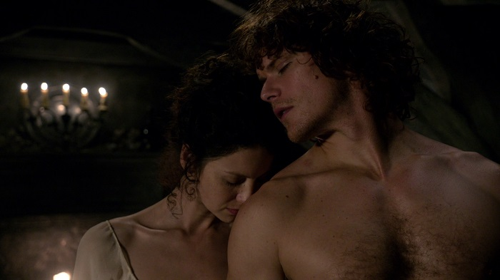 Outlander - Jamie and Claire 2 (Alt)