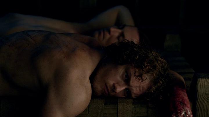 Outlander - Jamie and Nasty Black Jack
