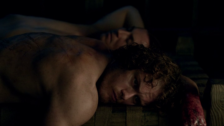 Outlander - Jamie and Nasty Black Jack