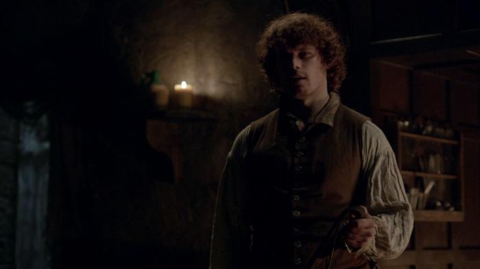Outlander - Jamie's Belt (Alt)