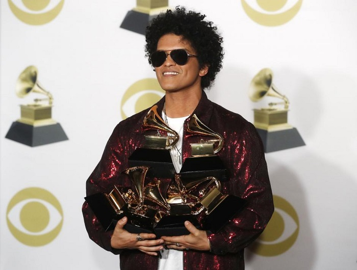 My 2018 Grammys Rant:  Stop All the Doggone Bruno Hate!