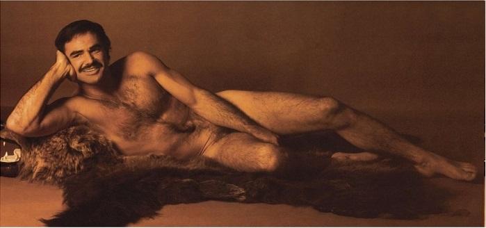 Burt Reynolds Naked (Alt)