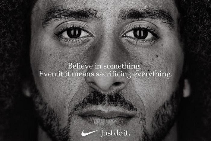 Colin Kaepernick - Just Do It (Alt)