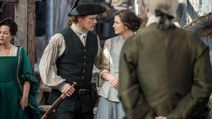 Outlander - Claire and Jamie 4 (Alt)