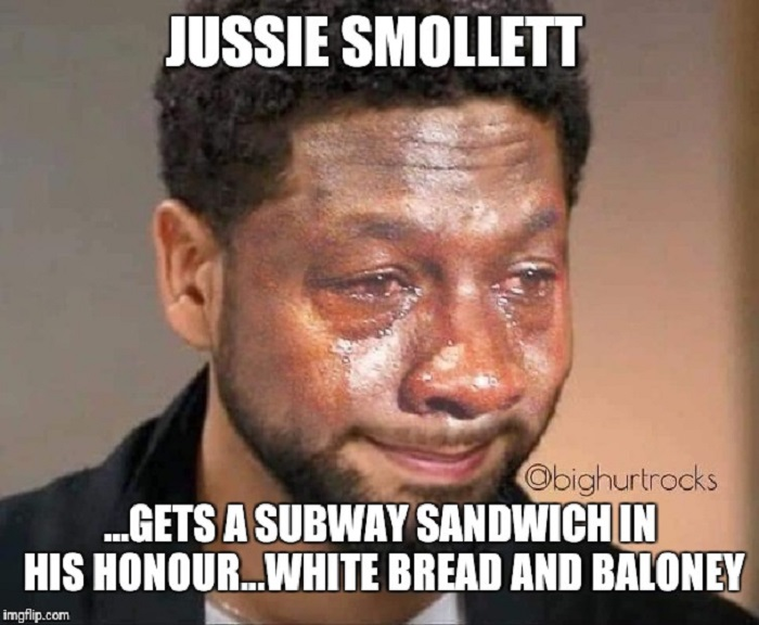Jussie Smollett - Crying Jordan (Alt)