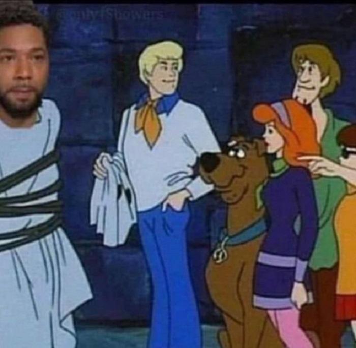 Jussie Smollett - Scooby Doo (Alt)