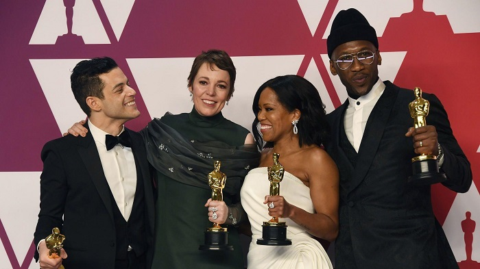 Oscars 2019 - Big Winners (Alt)