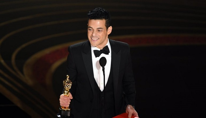 Oscars 2019 - Rami Malek (Alt)