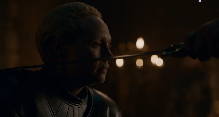 Brienne is Knighted (Alt)