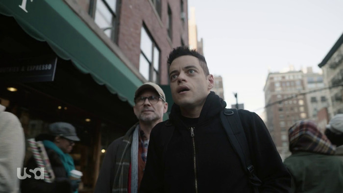 Elliot and Mr. Robot See Krista (Alt)