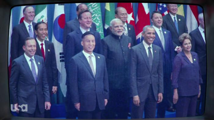 Whiterose and President Obama (Alt)