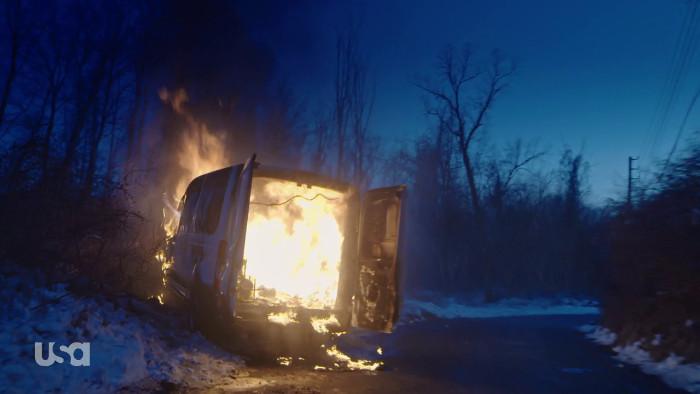 Burn the Van 2 (Alt)