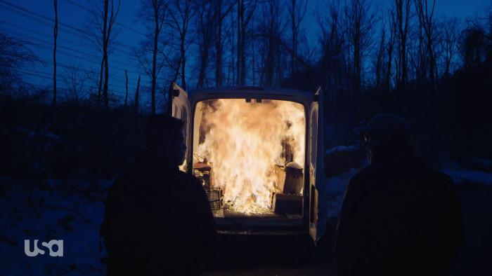 Burn the Van (Alt)