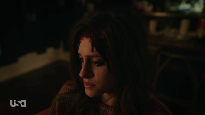 Darlene Gives Up Elliot (Alt)