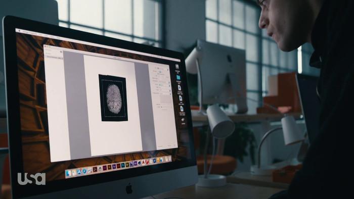 Elliot Uploading Thumbprint (Alt)