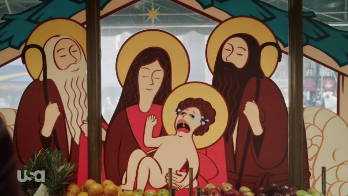Fugly Nativity Scene (Alt)