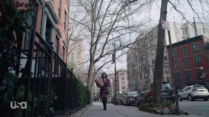 Krista Walking Home (Alt)