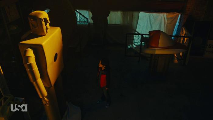 Little Elliot and the Robot (Alt)