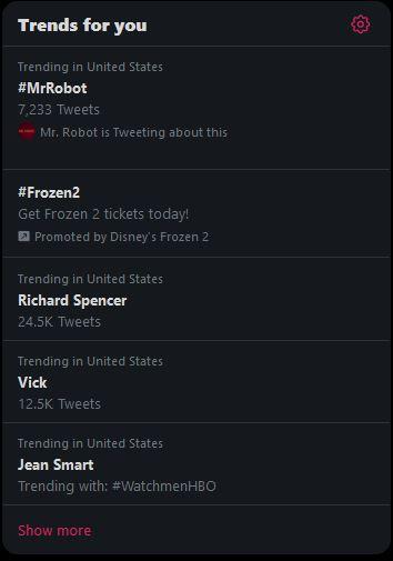 Trending Topic - 11.4.2019