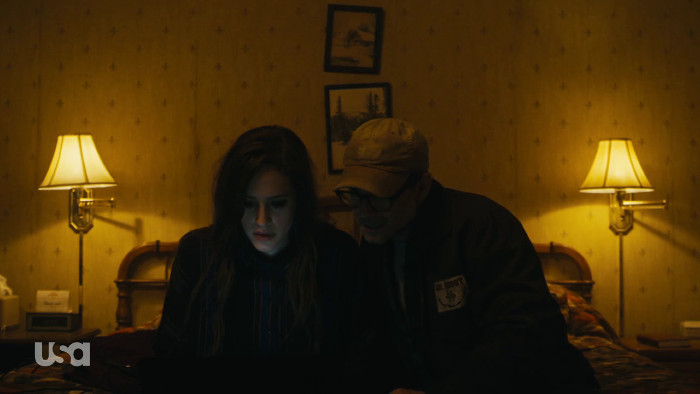 Darlene and Mr. Robot 2 (Alt)