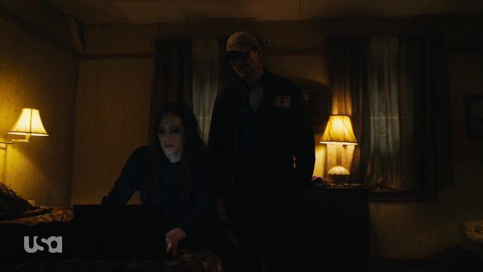 Darlene and Mr. Robot (Alt)