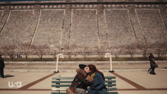 Darlene Kisses Dom (Alt)