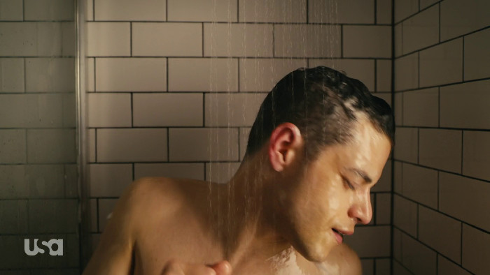 Elliot Dances in the Shower (Alt)