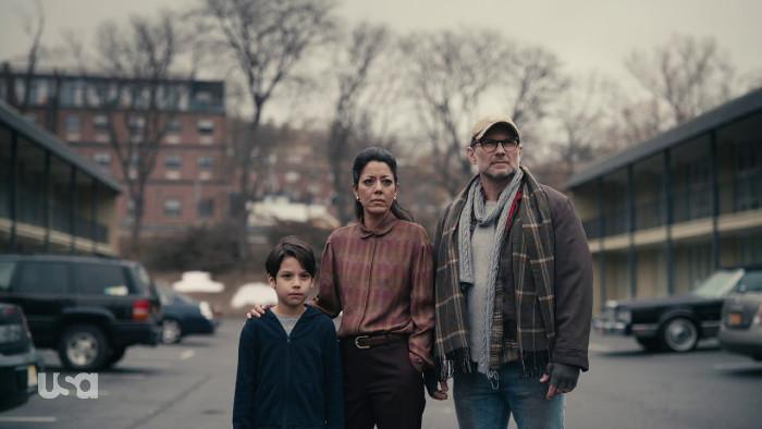 Elliot's Family (Alt)