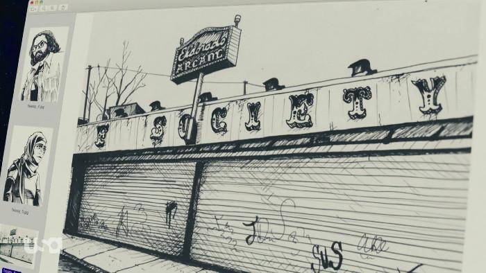 Elliot's Sketches 3 (Alt)