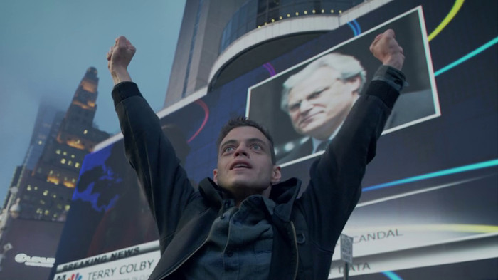 Elliot's Victory Pose (Alt)