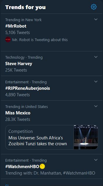 Mr. Robot - Episode 10 Trending 12.8.2019