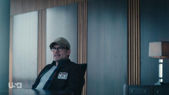 Mr. Robot in Elliot's Boardroom (Alt)