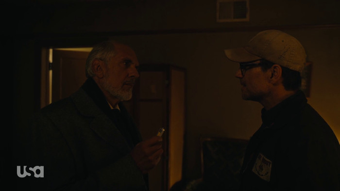 Price Gives Mr. Robot the Drive (Alt)