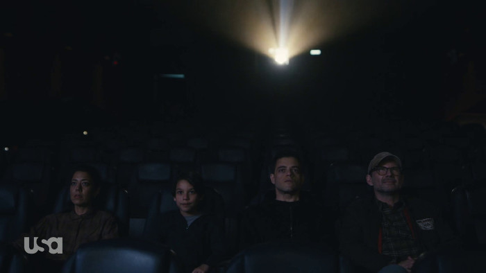 Elliot and the Alters Watch the Film (Alt)