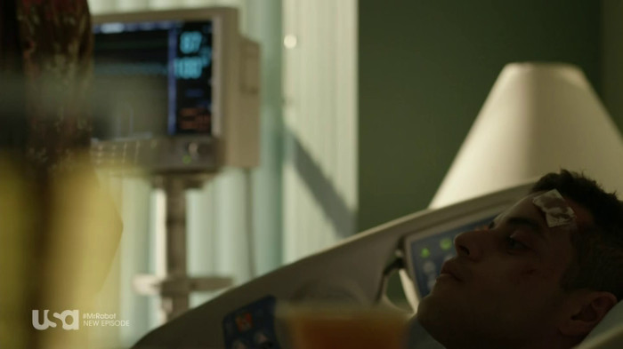 Elliot in Hospital (Alt)