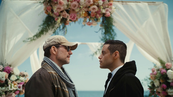 Mr. Robot Tells Elliot the Truth (Alt)