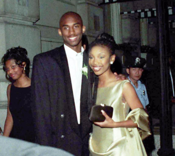 Kobe and Brandy at Prom (Alt)