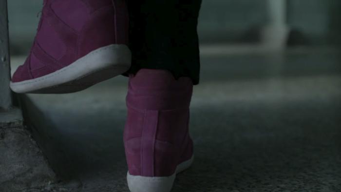 Pink Sneakers 2 (Alt)